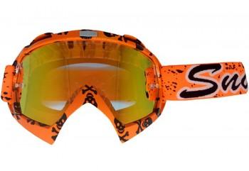 MX-18 Skull Orange