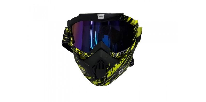 Scratch  Sunglasses & Goggles Goggle Mask 0