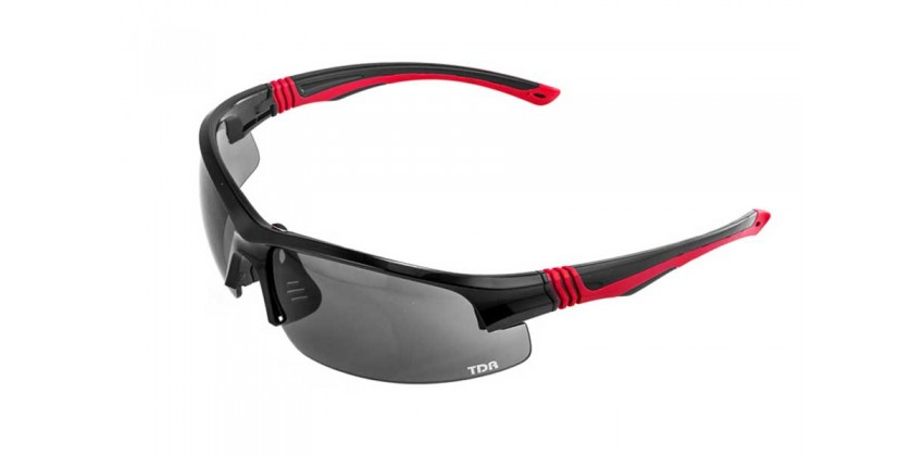 Sunglasses TDR Blaze PS811 Black/Red Frame 0