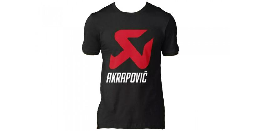 Akrapovic T-Shirt & Cap T-shirt 0