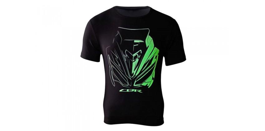 CBR Headlight T-Shirt & Cap T-shirt 0