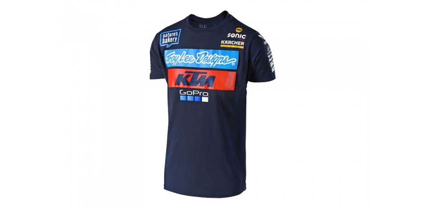 Team KTM Tee 2018 T-Shirt & Cap T-shirt 0