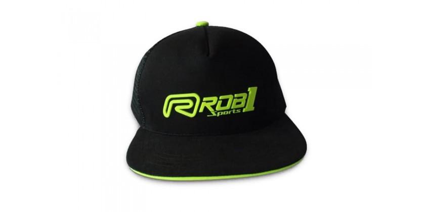 Trucker Green Rubber T-Shirt & Cap Cap 0