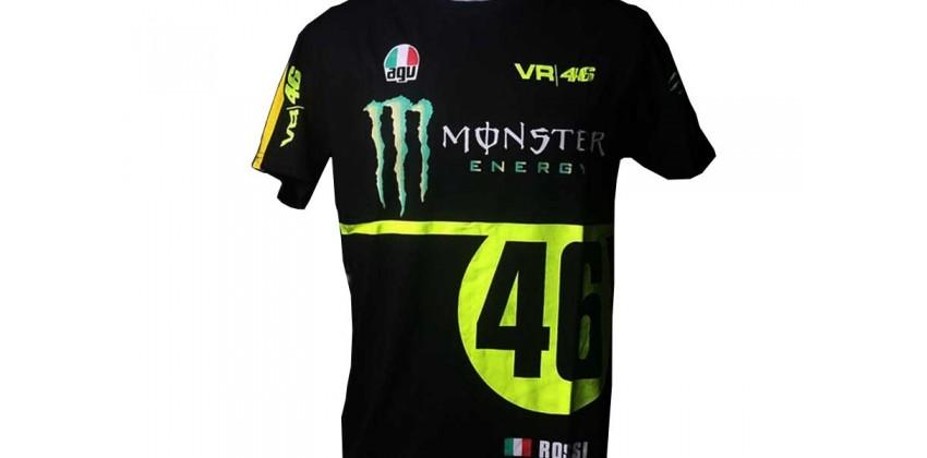 V46 Monster Energy Bollo T-Shirt & Cap T-shirt 0