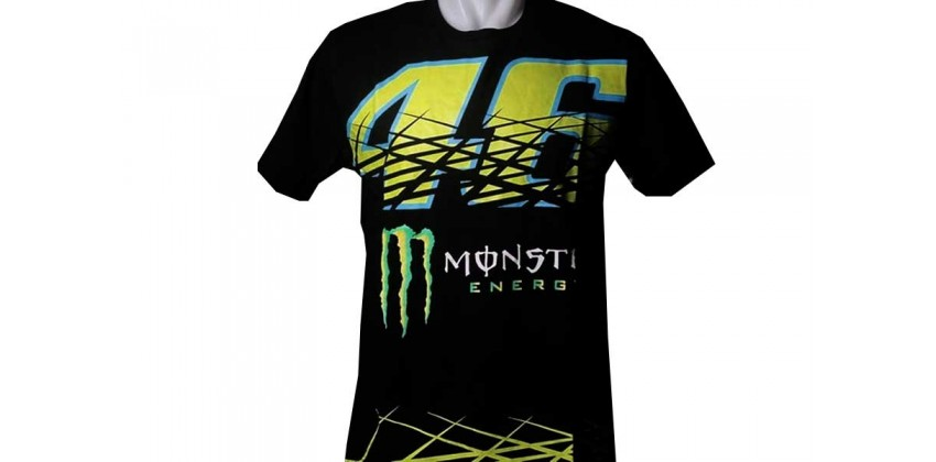 VR46 Monster Stripes T-Shirt & Cap T-shirt 0