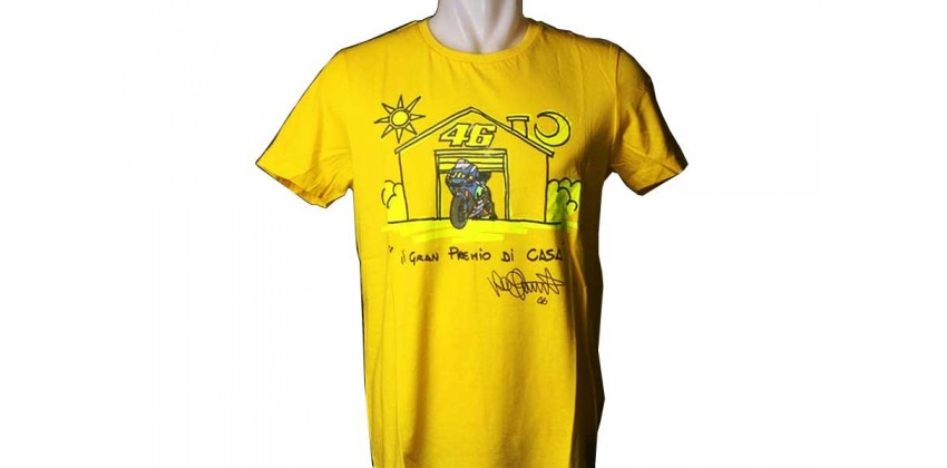 VR46 Rossi House T-Shirt & Cap T-shirt 0