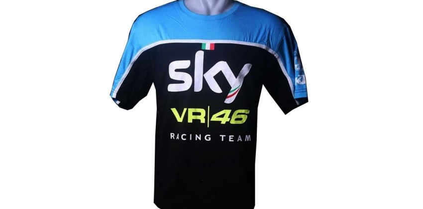 VR46 Sky Racing Team T-Shirt & Cap T-shirt 0