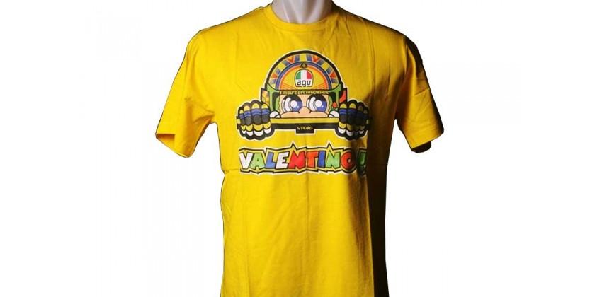VR46 Soleluna T-Shirt & Cap T-shirt 0