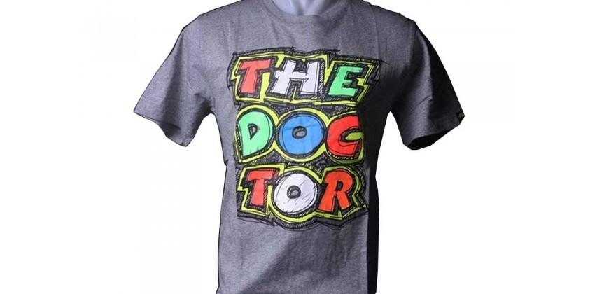 VR46 The Doctor T-Shirt & Cap T-shirt 0