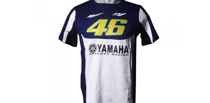 VR46 Yamaha Racing Team T-Shirt & Cap T-shirt 0