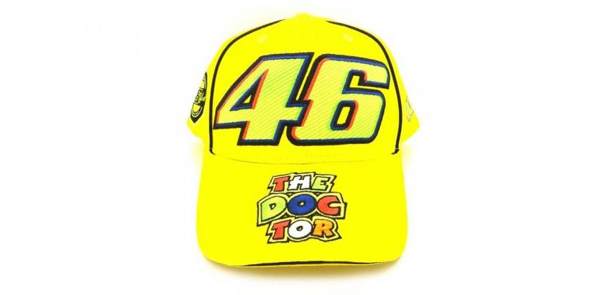 VR 46 02 T-Shirt & Cap Cap 0