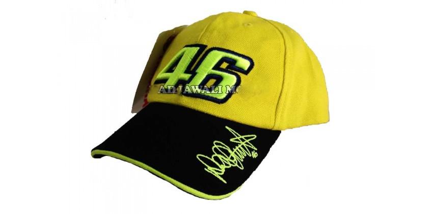 VR 46 Asia Signature T-Shirt & Cap Cap 0