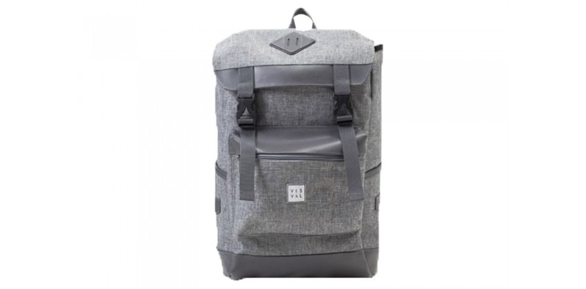 Canyon Charcoal Tas Backpack 0