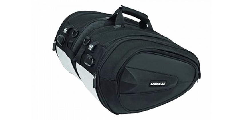 D Saddle Tas Tail Bag 0