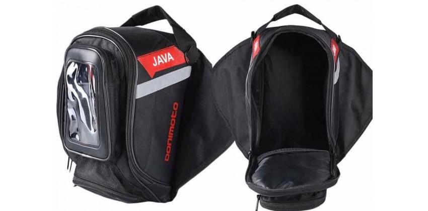 Java 1 Tas Tank Bag 0