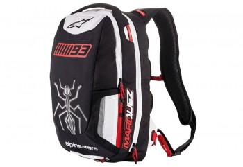 Alpinestars Jerez MM93 Tas Backpack Putih