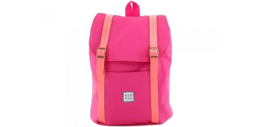 Visval Kiera Pink Tas Backpack 0