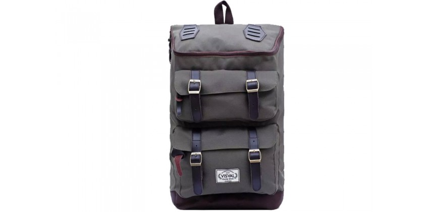 Majestic Olive Tas Backpack 0