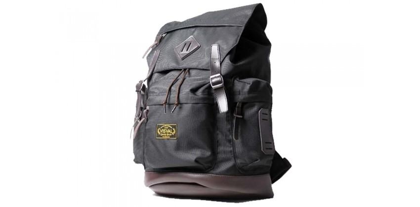 Rave Black Tas Backpack 0