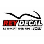 Rey Decal