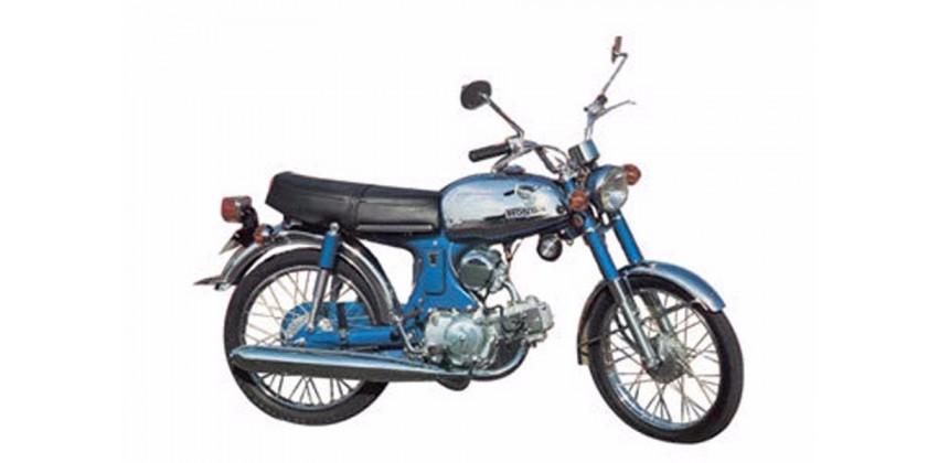 Honda 90 Z 0
