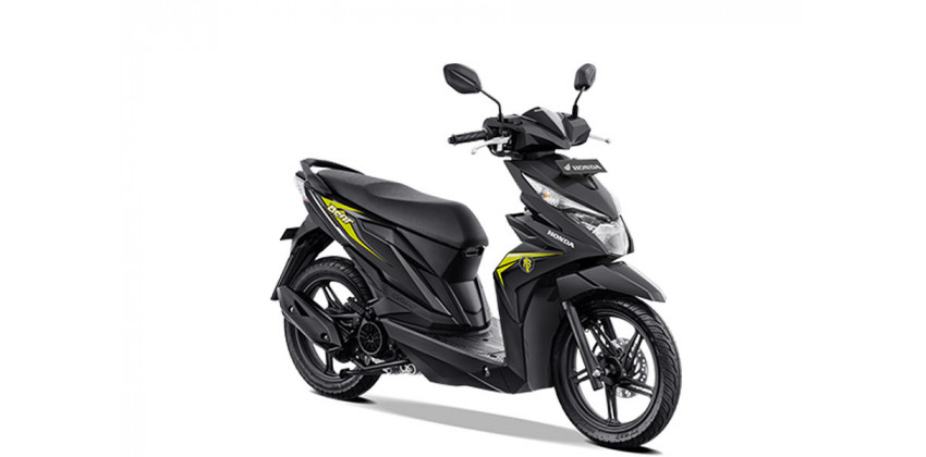Honda Beat All New eSP 0