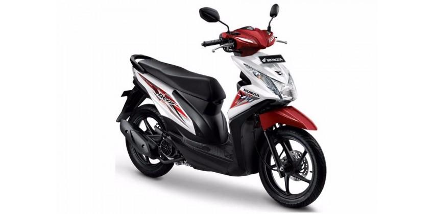 Honda Beat Fi eSP 0