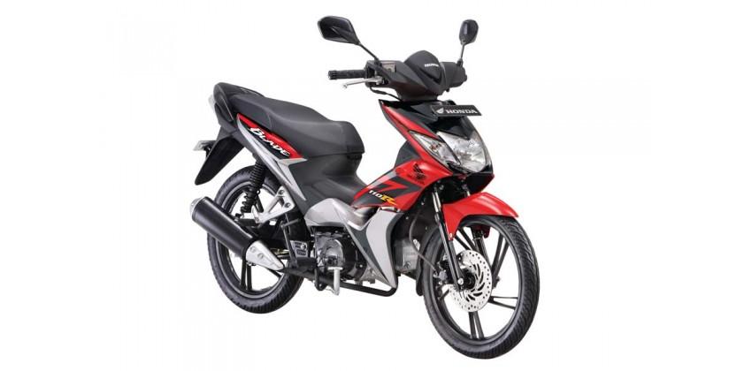 Honda Blade 0