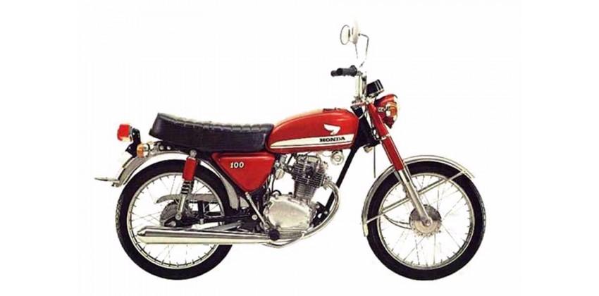 Honda CB100 0
