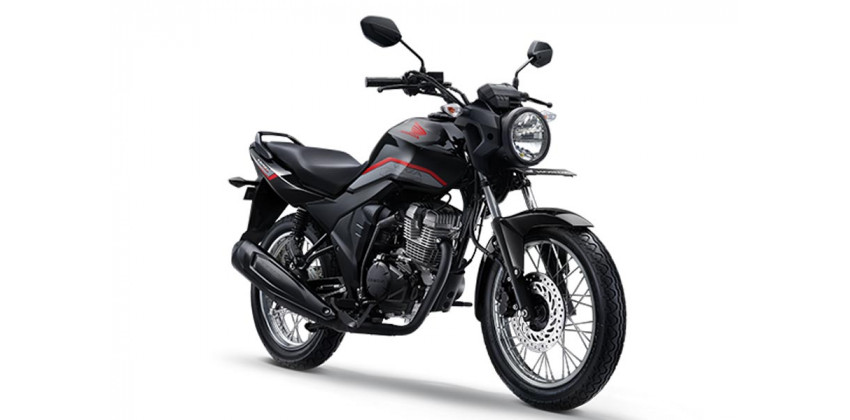 Honda CB150 Verza 3