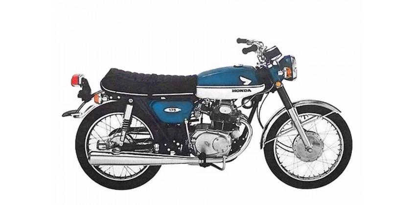 Honda CB175 0