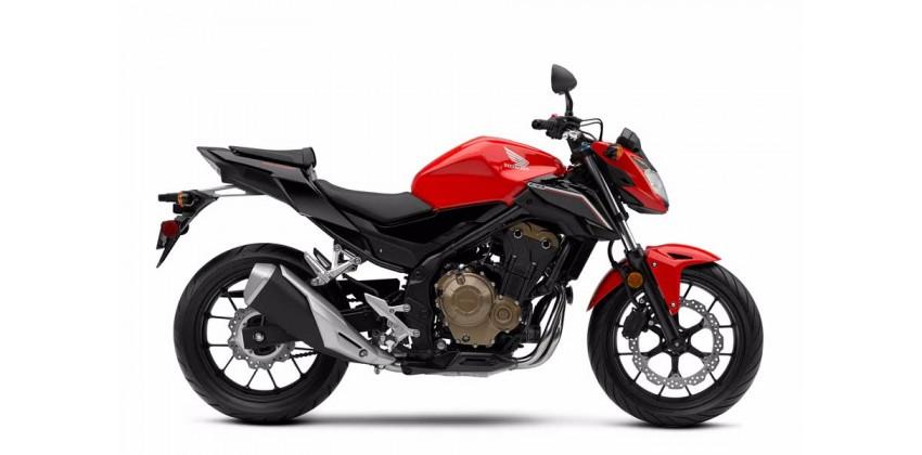 Honda CB500F 0