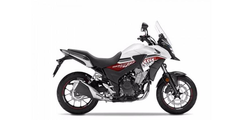 Honda CB500X 0