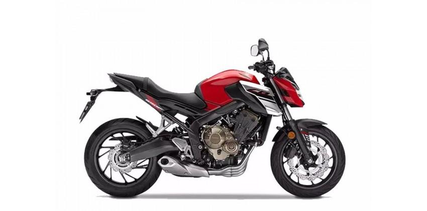 Honda CB650F 0