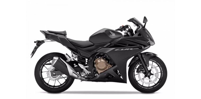 Honda CBR 500R 0