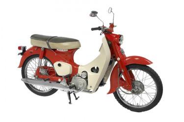 Honda C 102