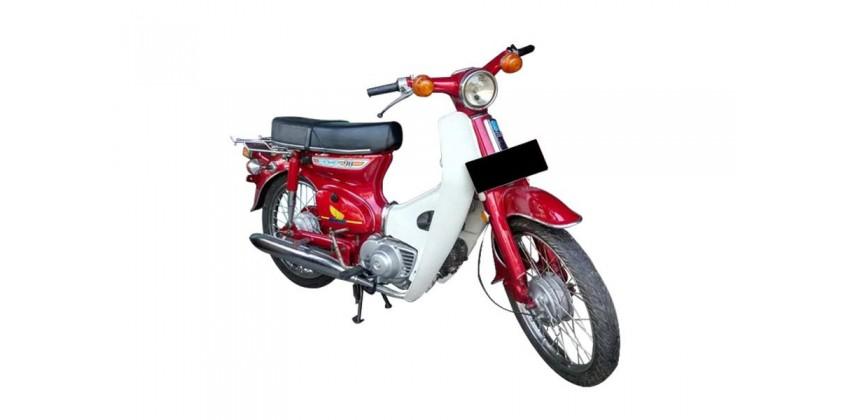 Honda C 90