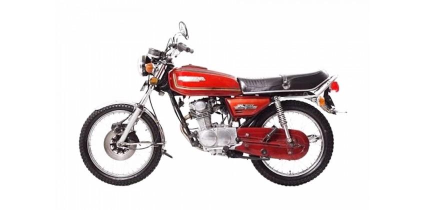 Honda GL100 0