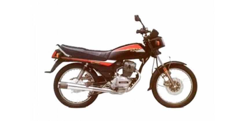 Honda GL Pro White Engine
