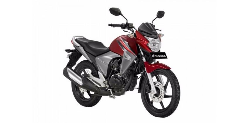 Honda Mega Pro New 0