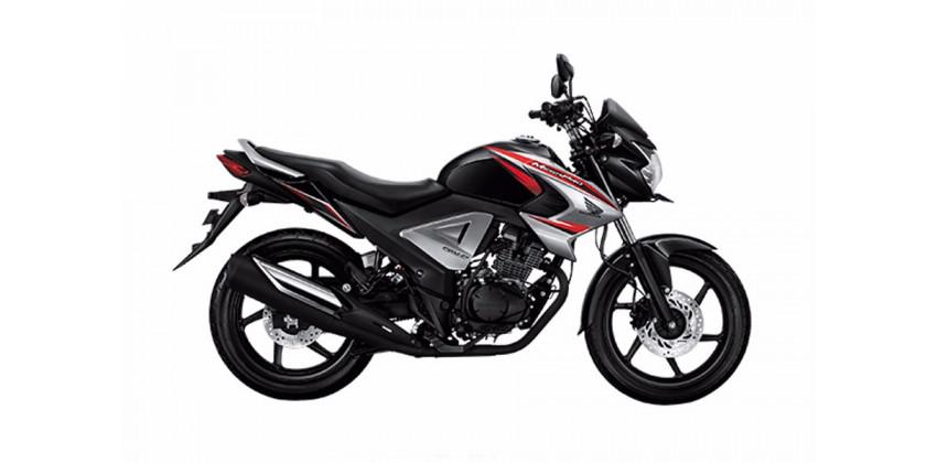 Honda Mega Pro New Fi 0