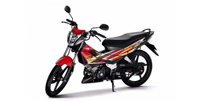 Honda Nova Sonic 125 RS 0