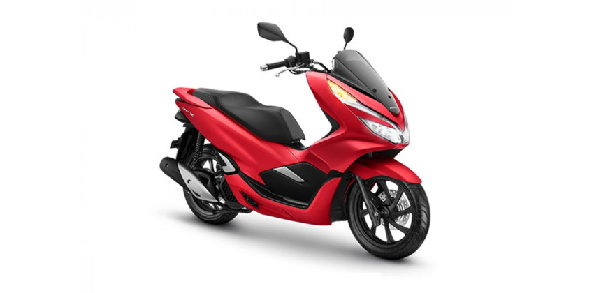Honda Pcx 150 >> Honda Pcx 150 All New