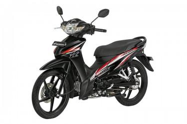 Honda Revo New Absolute