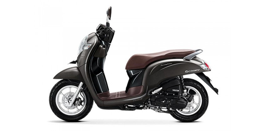 Honda Scoopy All New 0
