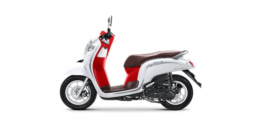 Honda Scoopy All New