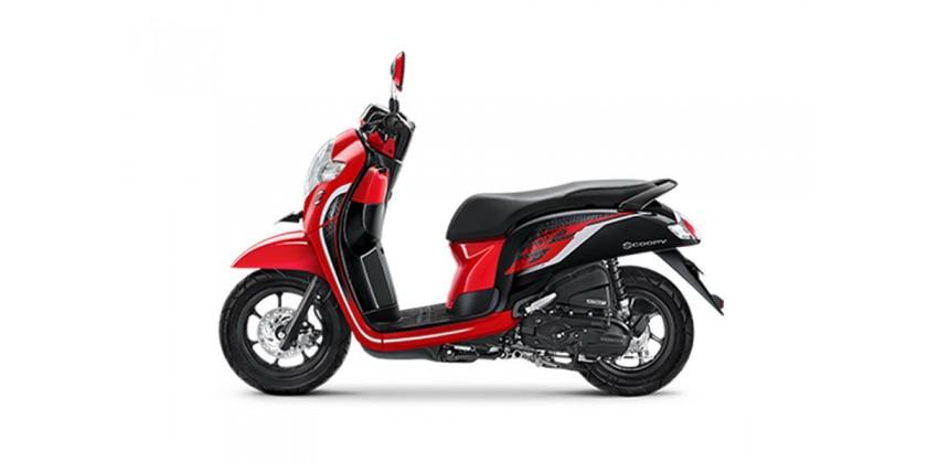 Model Motor Honda Scoopy Terbaru