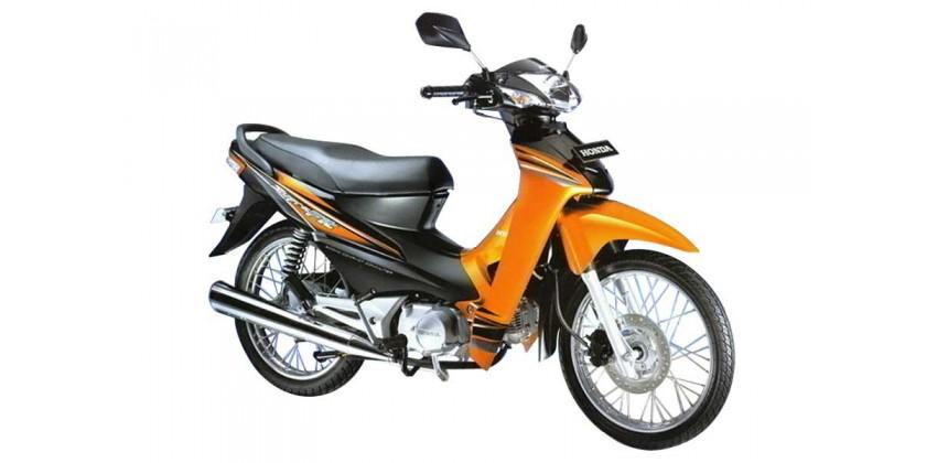 Honda Supra Fit New