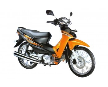 Honda Supra Fit New