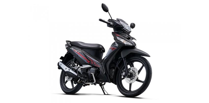Honda Supra X 125 Fi 0